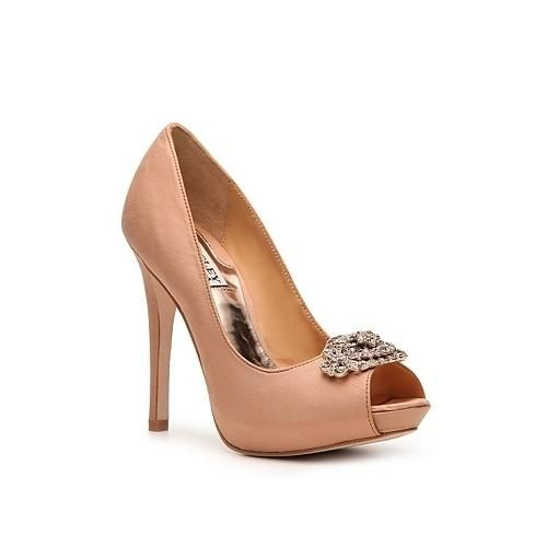 Bridal Shoes Dsw: Bagley Mischka #heels #shoes