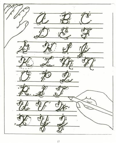 1000+ images about Handwriting on Pinterest | Cursive handwriting ...