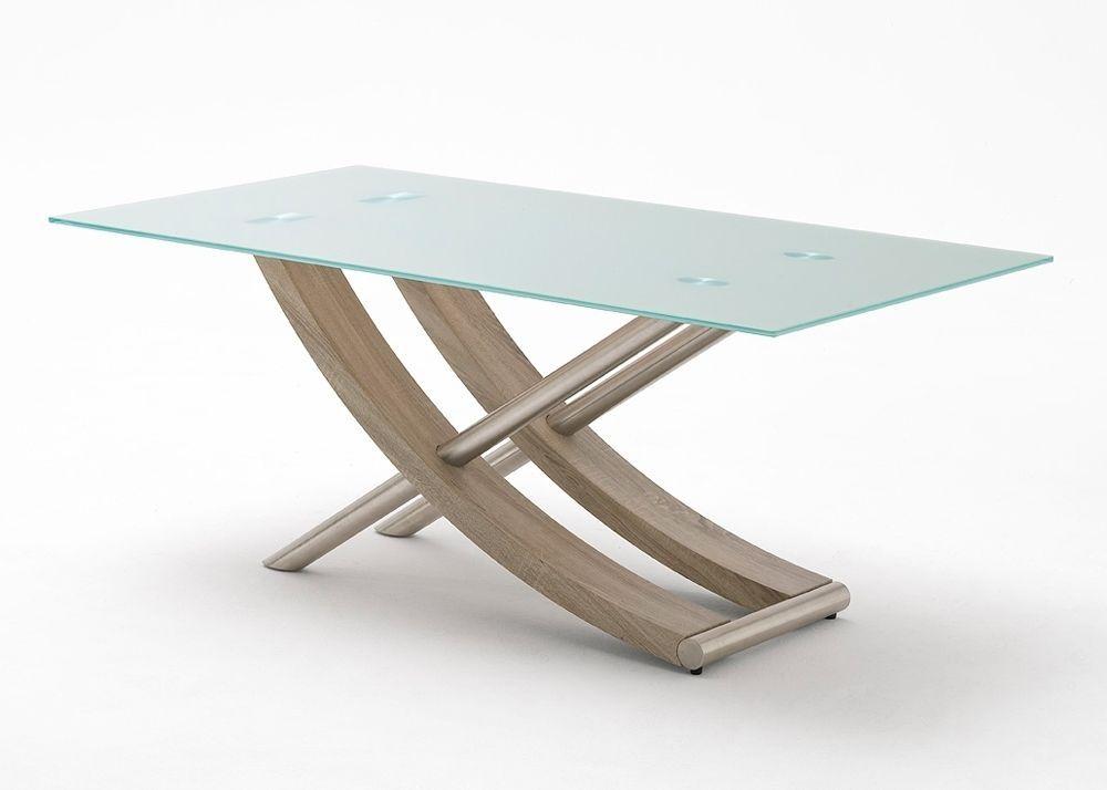 runder glas esstisch fabulous febland crossley klar runde glas esstisch und kirkland metall wei. Black Bedroom Furniture Sets. Home Design Ideas