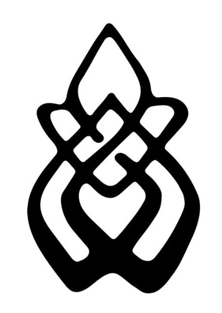 Sexual tattoo symbols