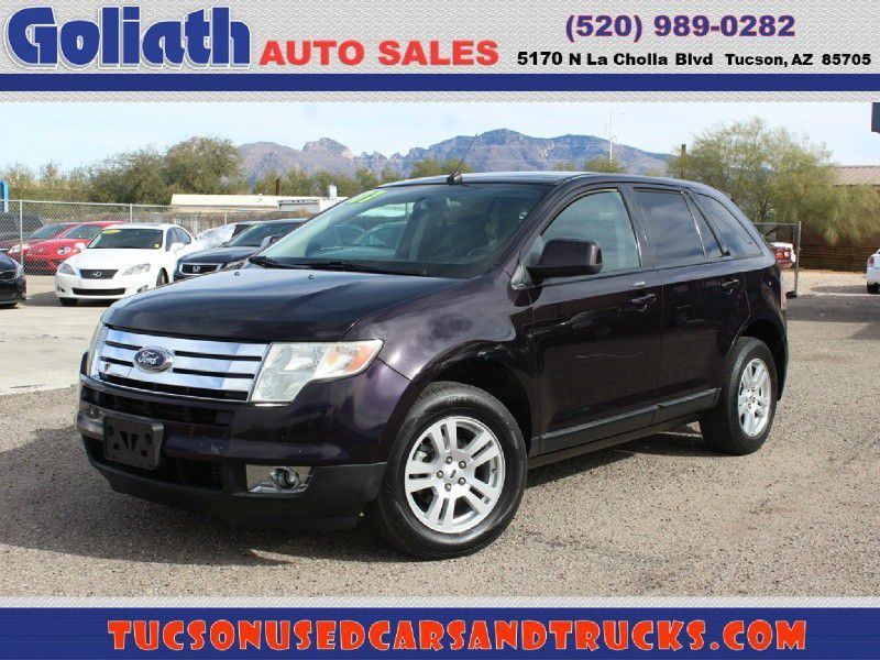 2007 FORD EDGE SEL Goliath Auto Sales LLC Auto