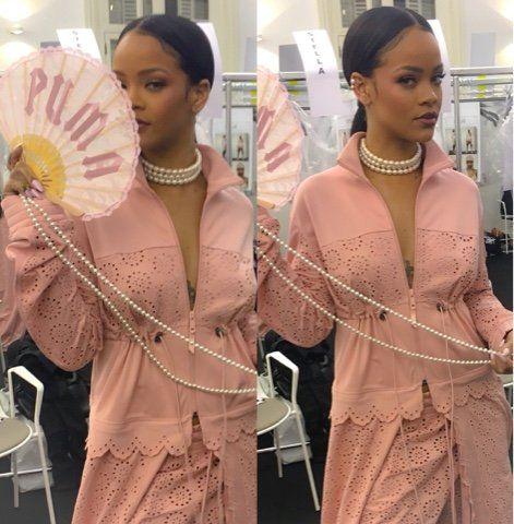 dff93bf8b37b Cop Or Bop⁉   Puma Fenty By Rihanna Satin Bow‼ According to the Puma  Website