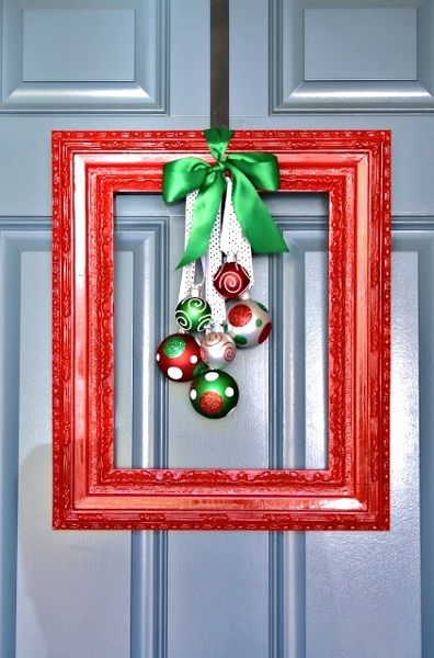 best christmas diy door decorations i love pink
