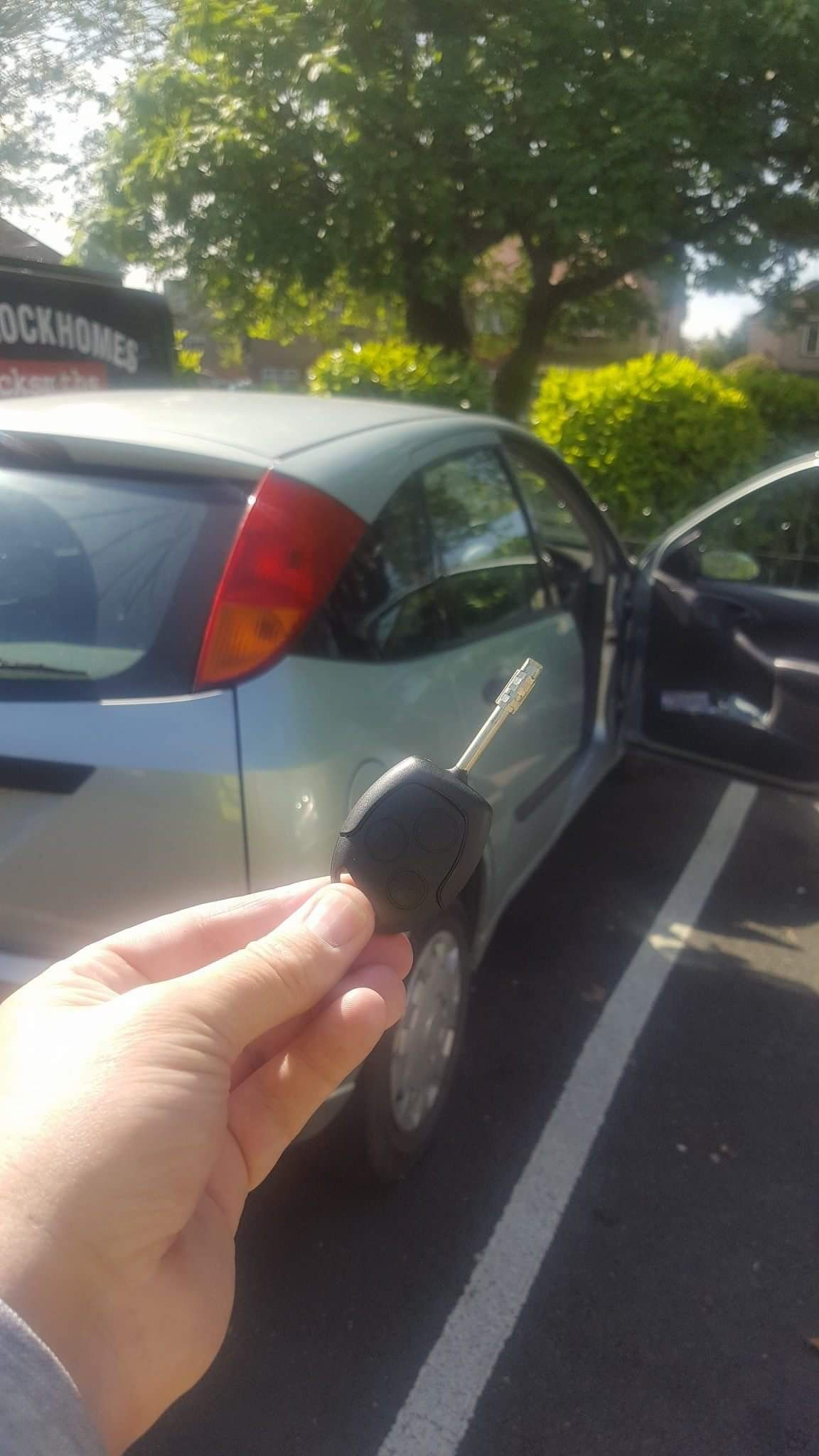 Replacement ford focus keys done in se car key replacements