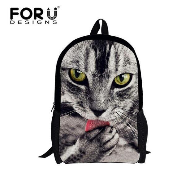 59b5d4052b44 FORUDESIGNS School Bags for Teenager Girls Boys