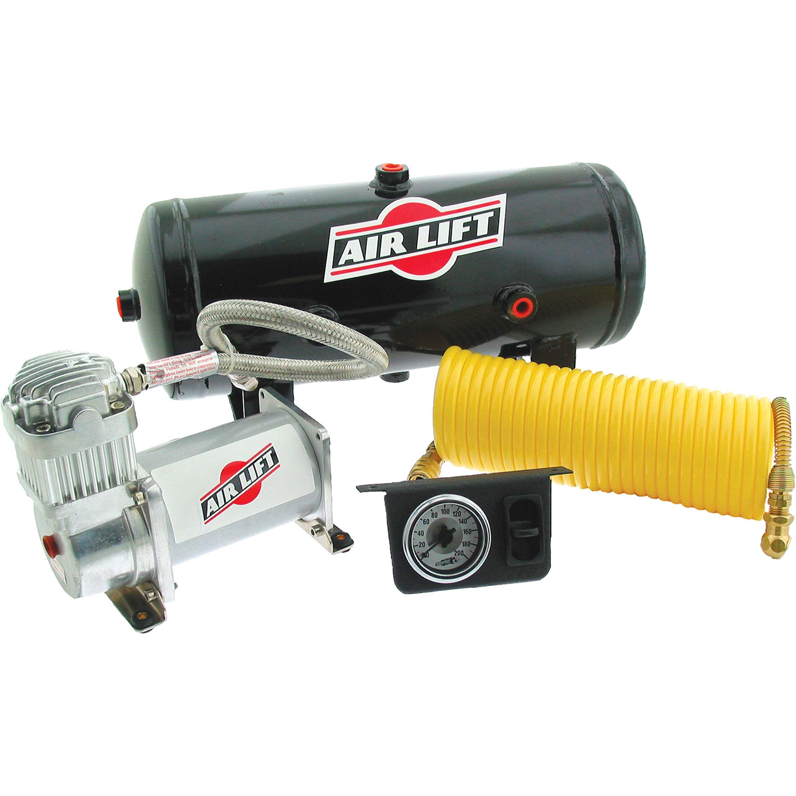 Air Lift Company 25572 Quick Shot Air Driven Reservoir