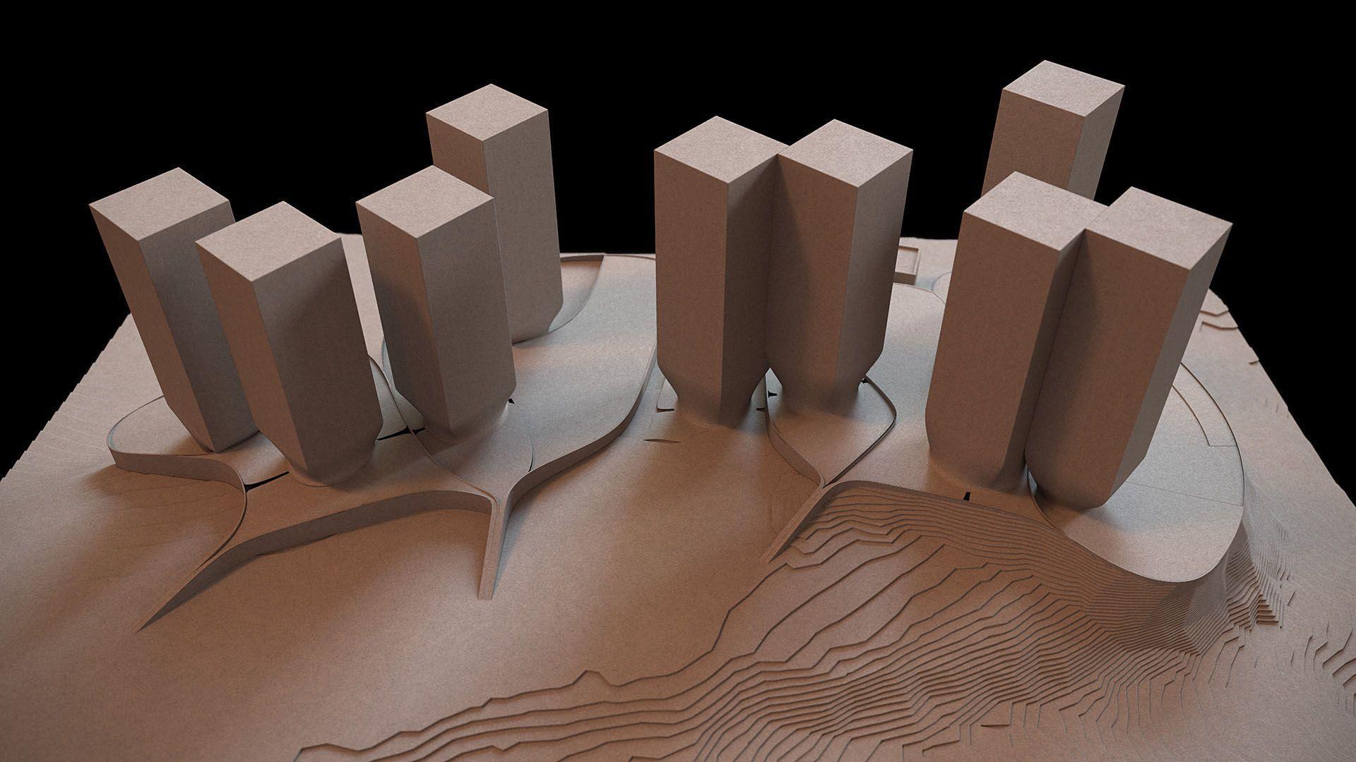 moh architects / Jens Mahlan, Christoph Opperer, Jörg Hugo