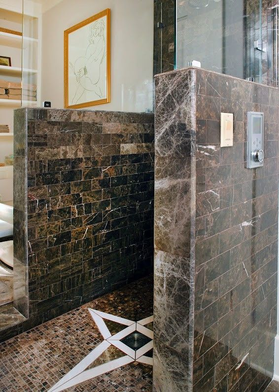 Jacksonville FL This Delightful Passthrough Doorless Shower Is - Bulk tile warehouse