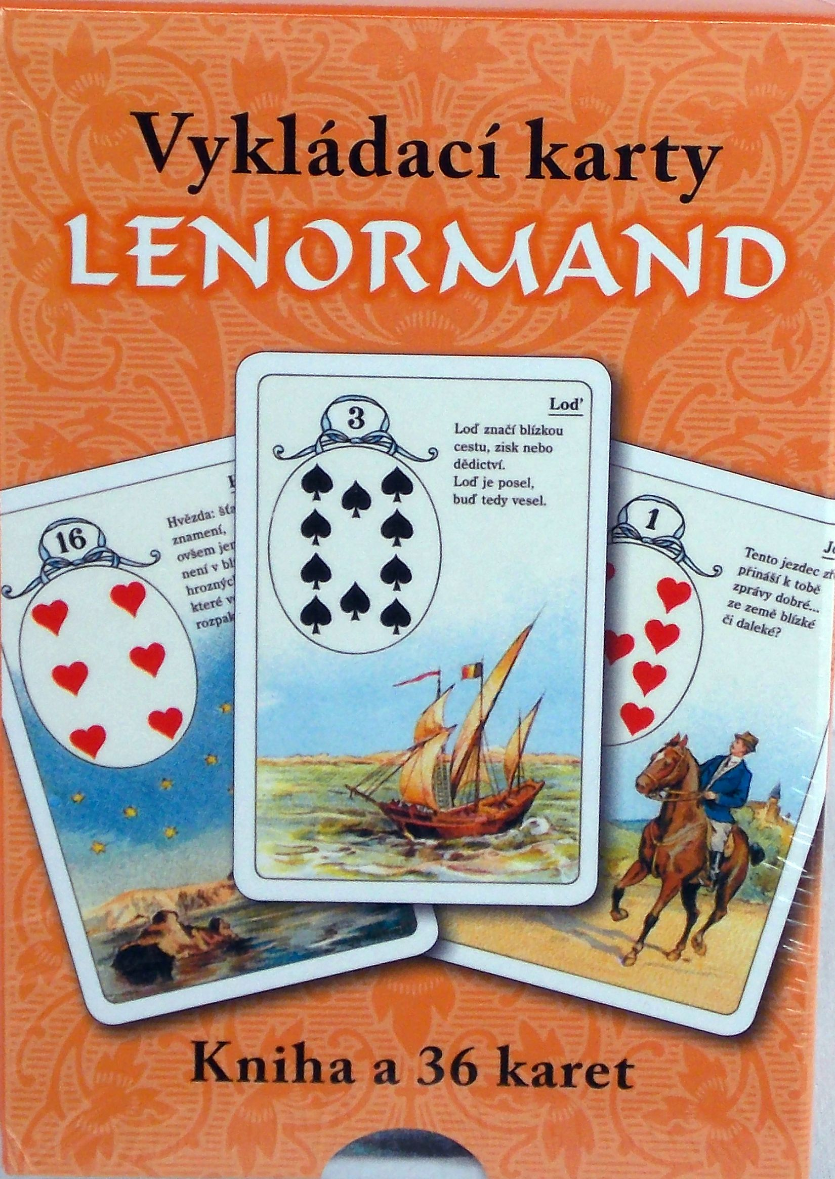Lenormand Fortune Telling Cards Set Tarot Decks From The World