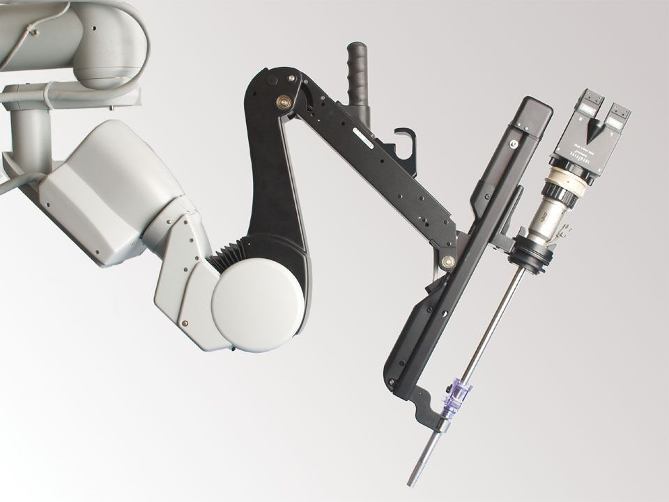 intuitive surgical--camera arm