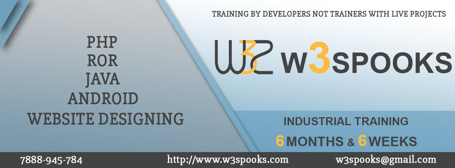 INDUSTRIAL #TRAINING Learn PHP, Java , Android in just 90 days from ...