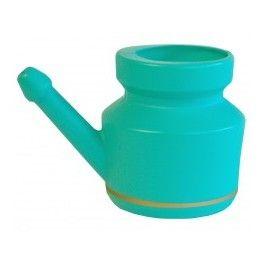 LOTA plastique vert DE BARDO : http://www.natur-om.com/bien-etre/251-lota-plastique-vert.html