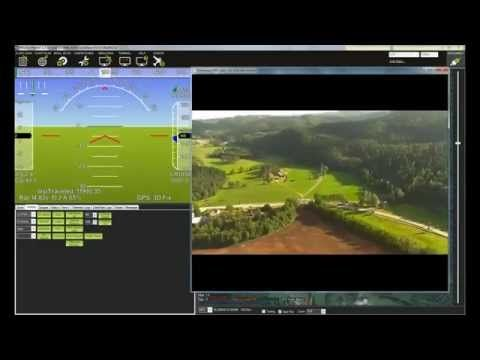 Cellular controlled RC Plane / Drone  4G LTE / 3G Telemetry