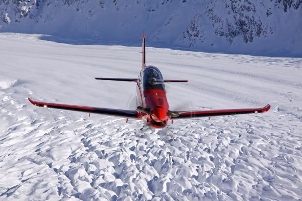 PC-21 Pilatus Aircraft in Switzerland @ J.Zbinden
