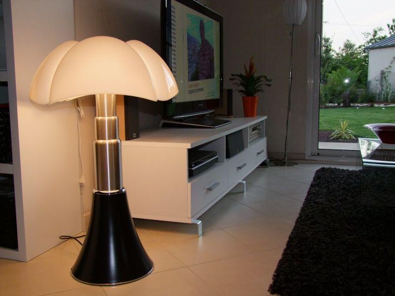 Lampe) Pipistrello Martinelli | Salons and Interiors