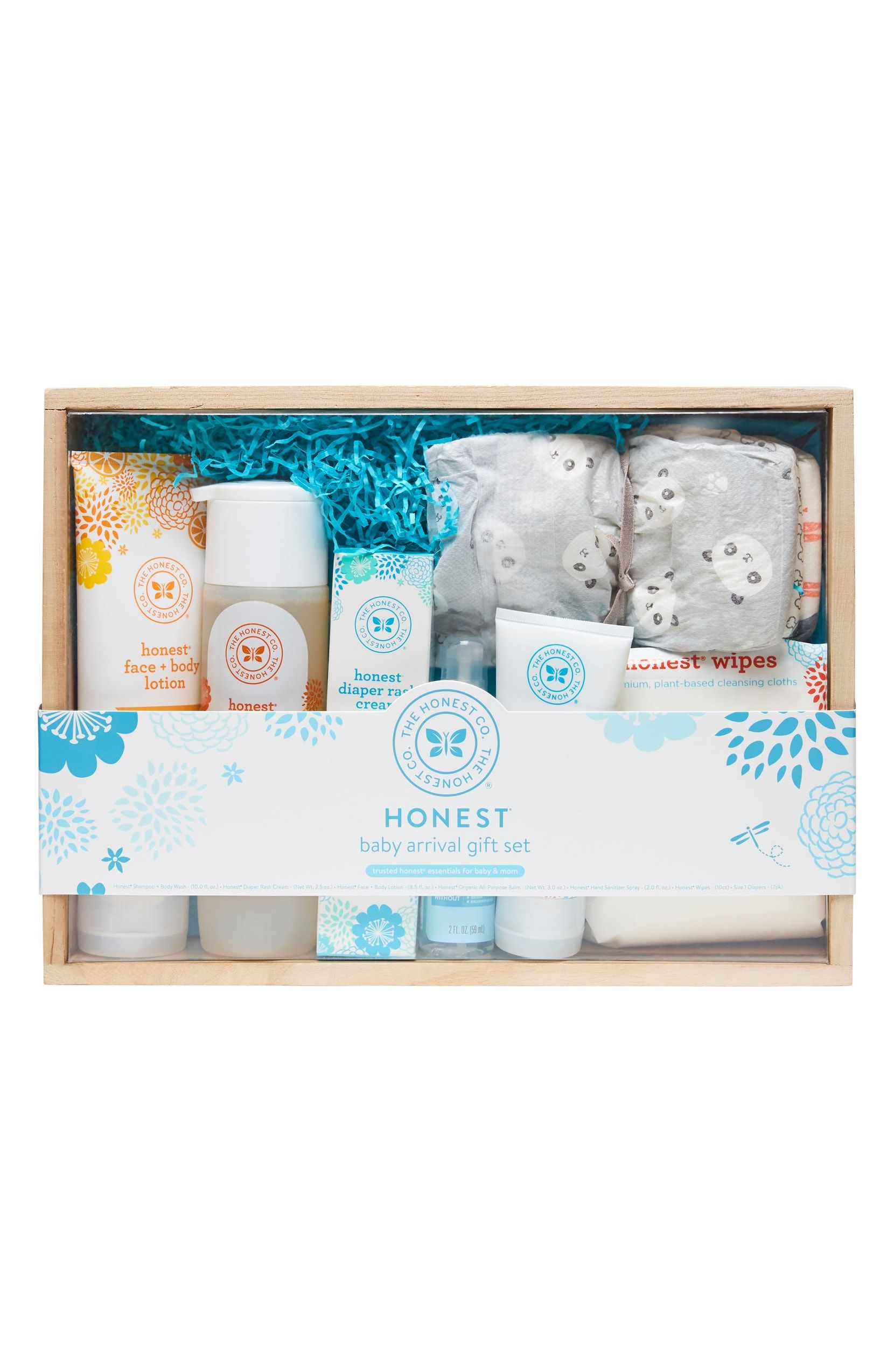 The Honest Company Baby Arrival Gift Set Honest Baby Products