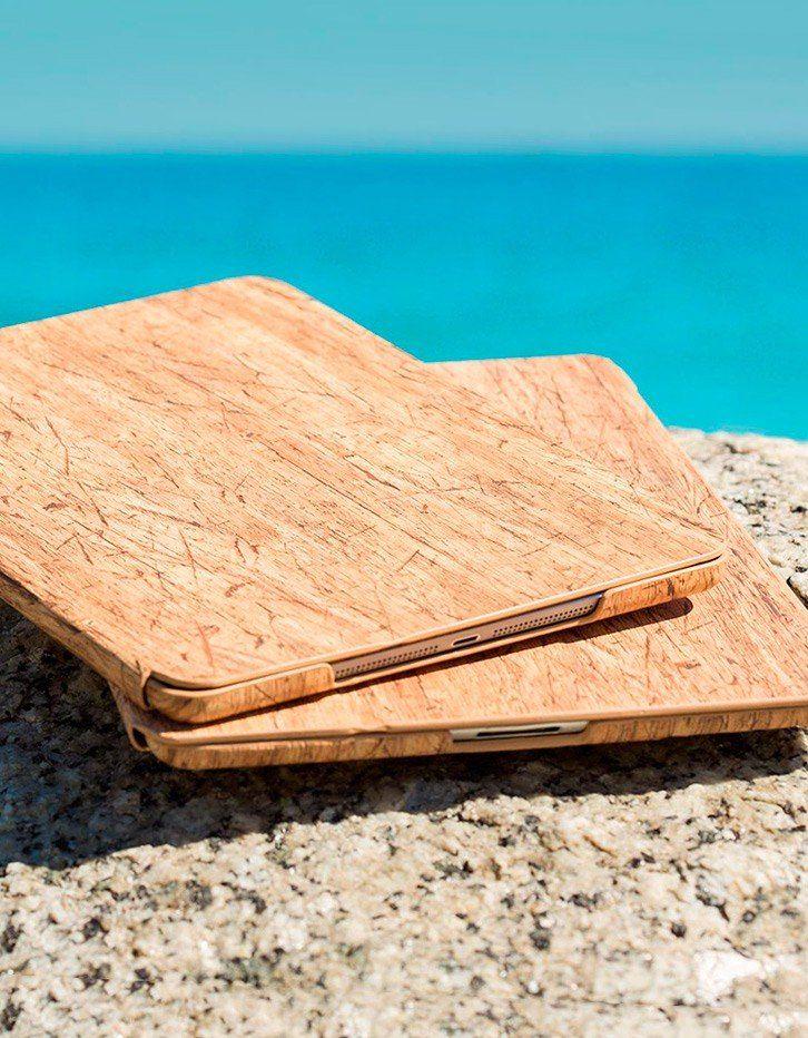 HOUDT iPad 2 and 3 Cork Flip Cover