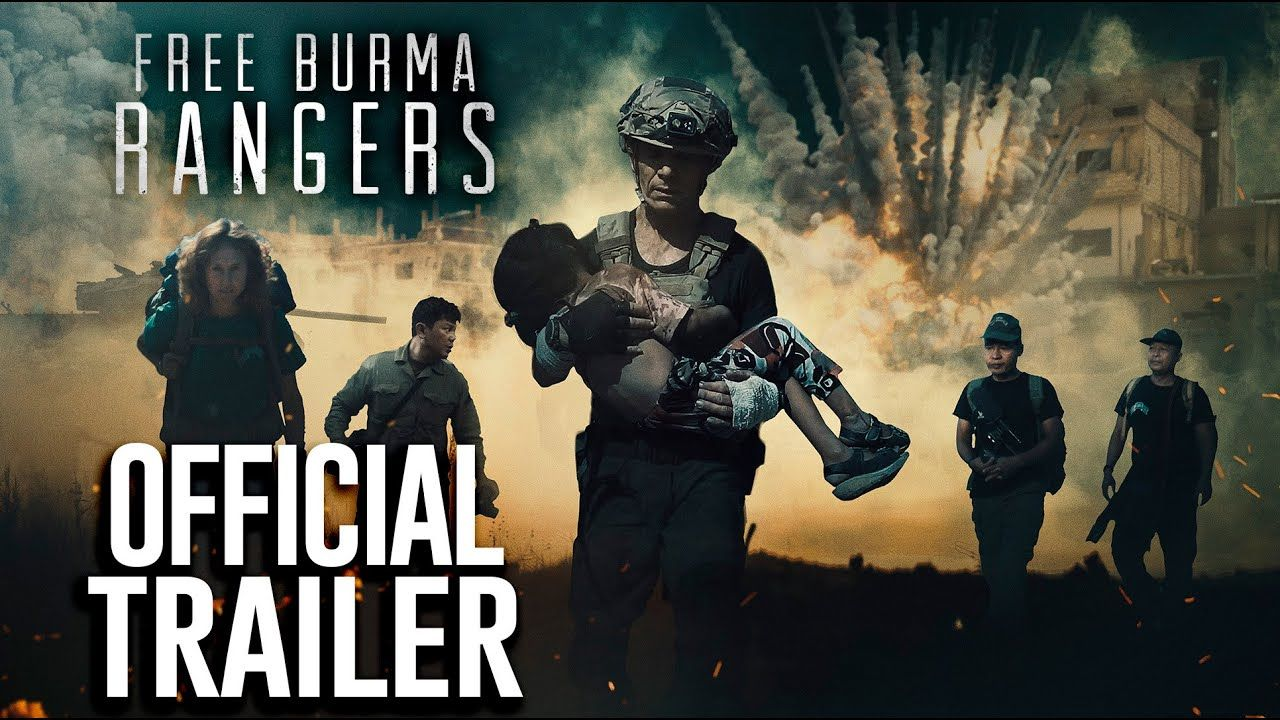 Free burma rangers official trailer in theaters feb 24