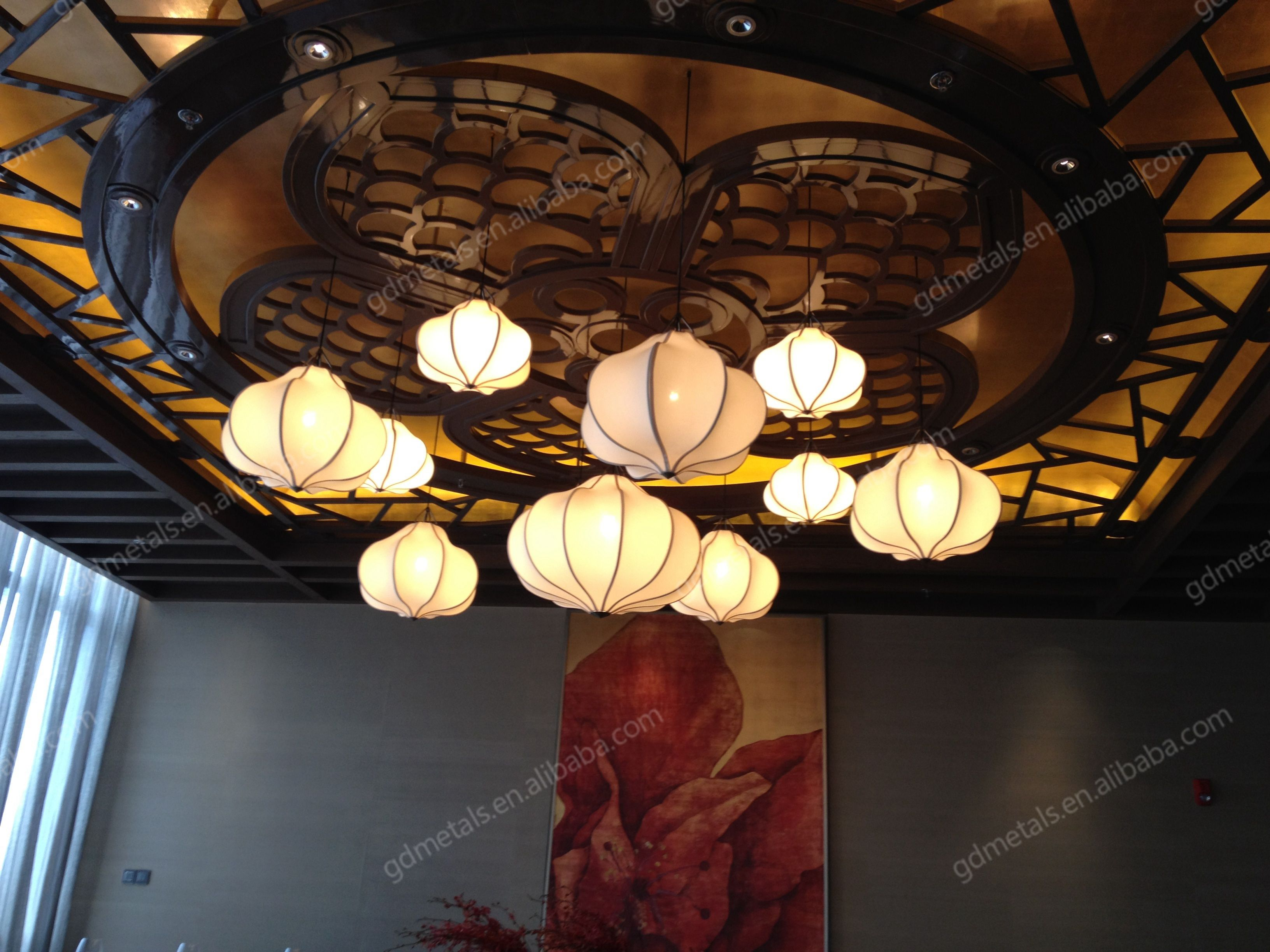 Pin By Inoxfurt Gdmetals On Project Cases Metal Ceiling Decorative Metal Screen Decorative Ceiling Panels