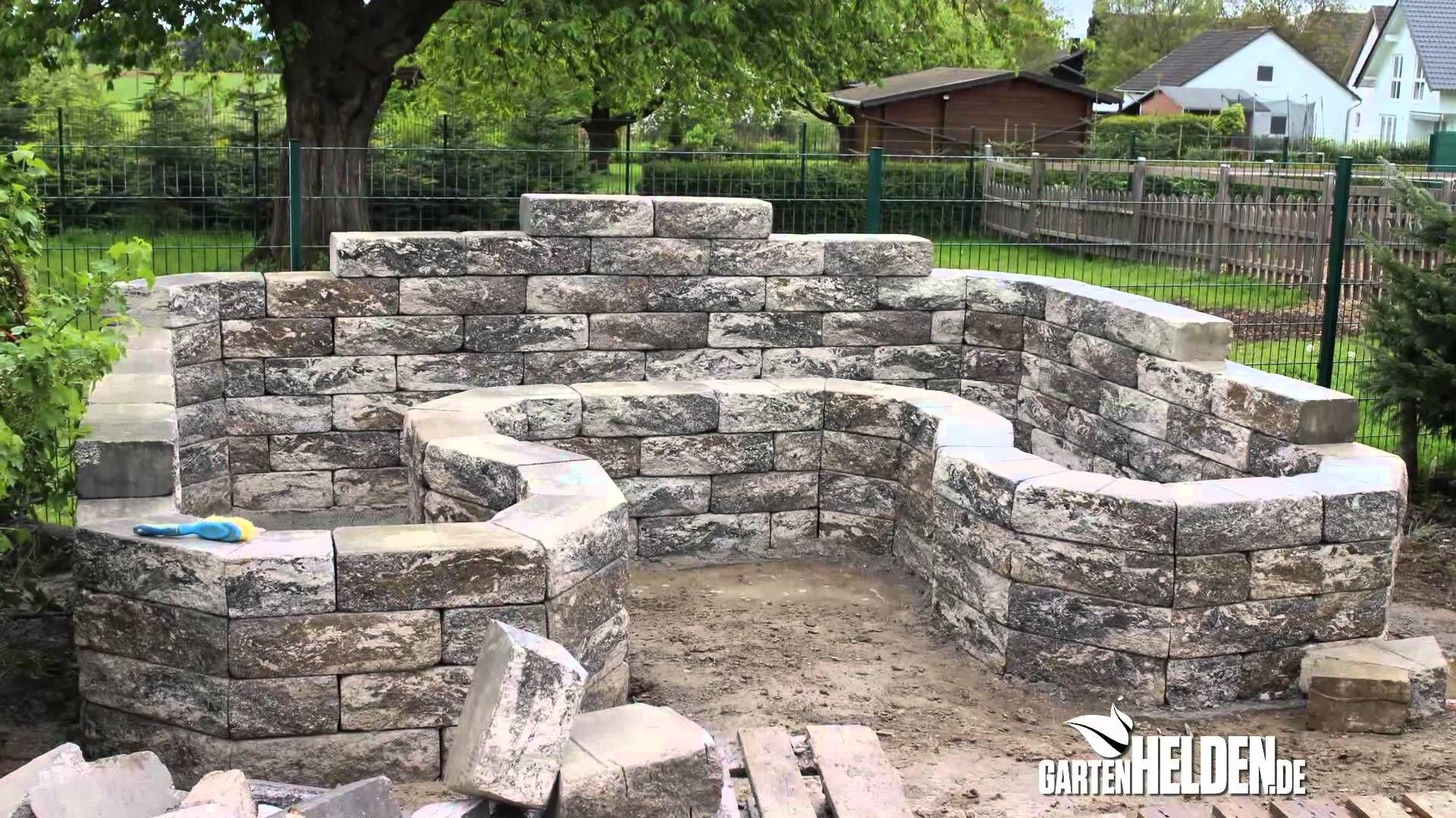 hochbeet:hochbeet stein selber bauen_maxresdefault hochbeet stein, Gartenarbeit