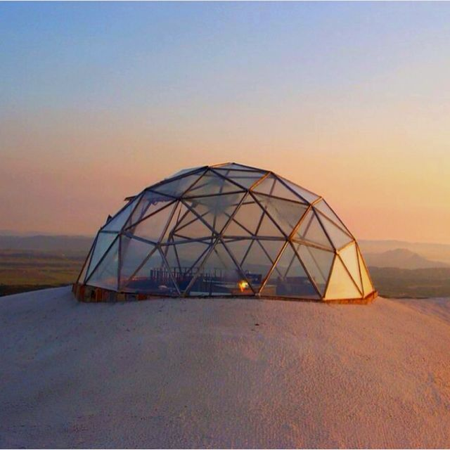 Geodesic Dome: Geodesic Dome, Construction Types And Construction On