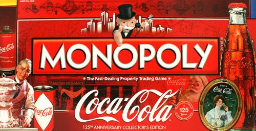 coca-cola monopoly