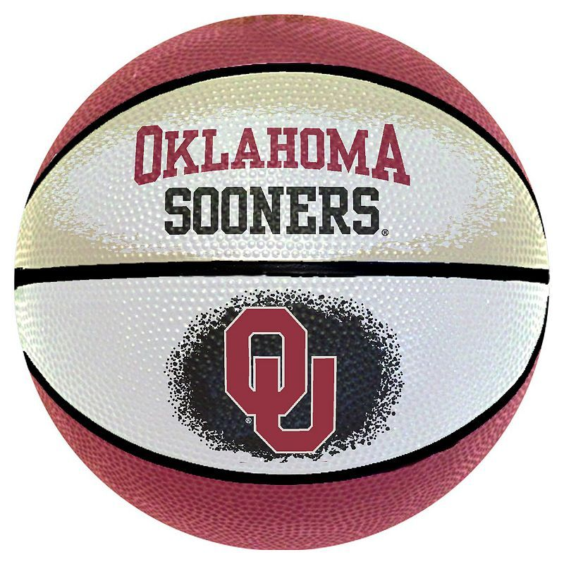 Oklahoma Sooners Mini Basketball, Multicolor Mini