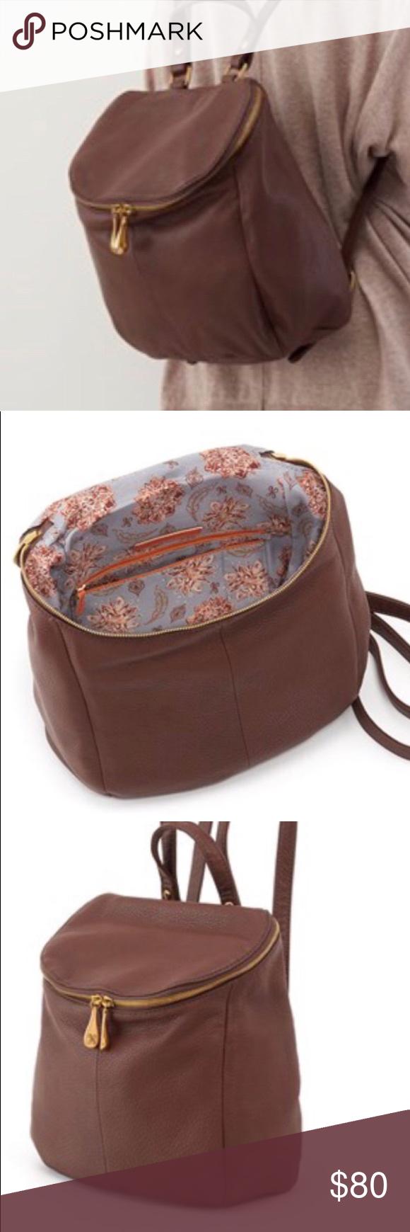 Hobo River Backpack Super cute backpack tan leather - called River. HOBO  Bags Backpacks 7fdb686319