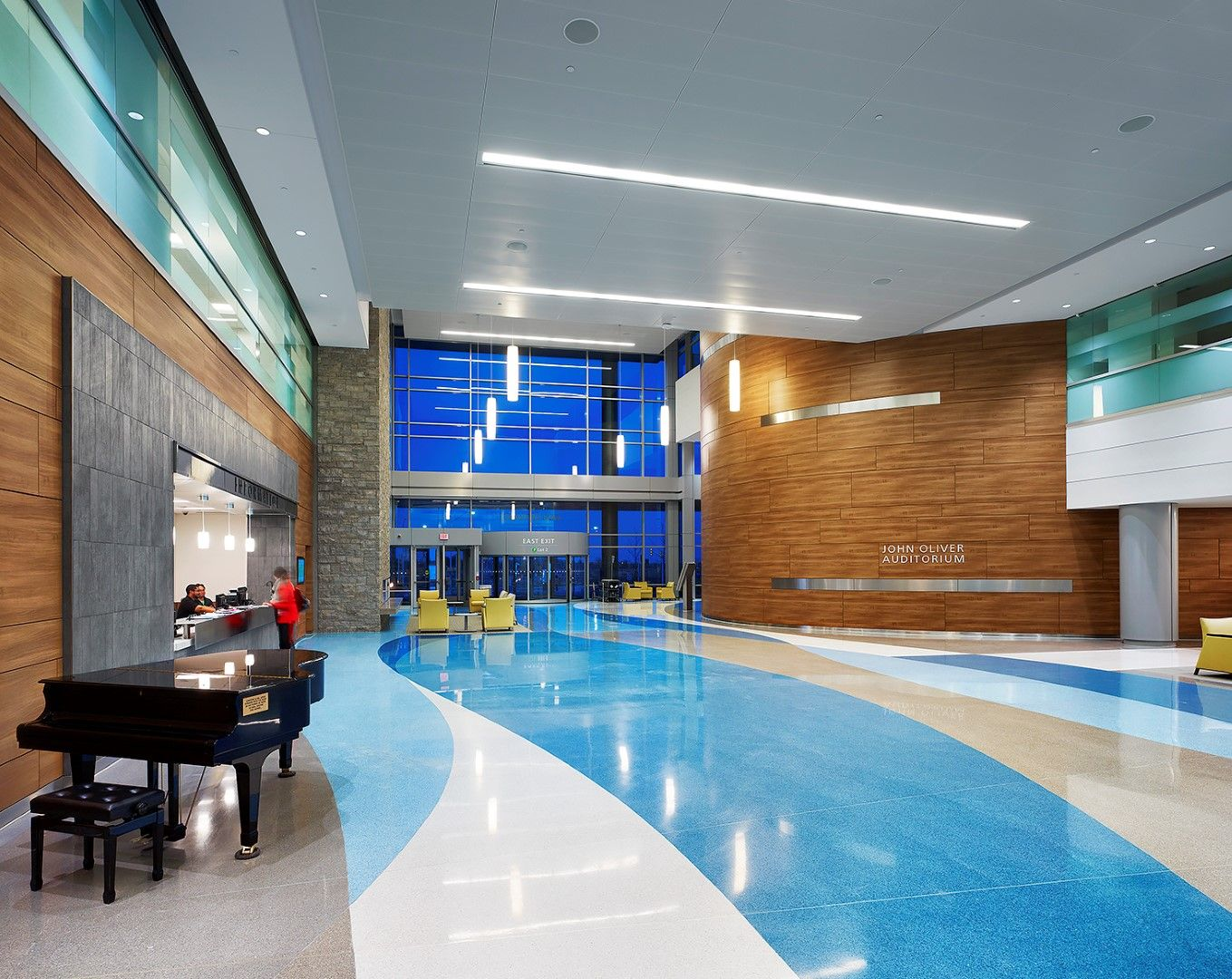 Piano | Oakville Trafalgar Memorial Hospital | Healthcare ...