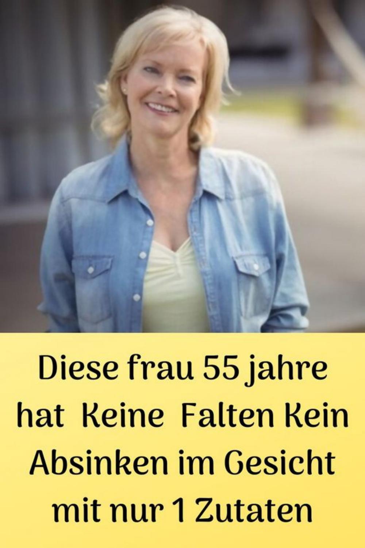 Jahre frau 55 Damen 55