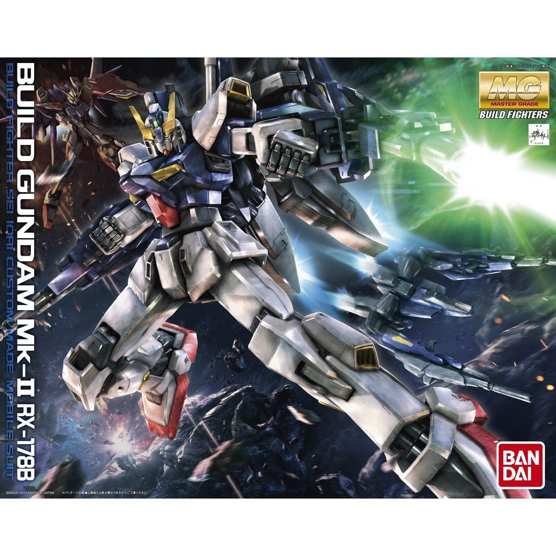 BANDAI MG 1/100 Build Gundam MkII Gundam Build Fighters
