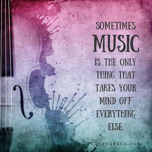 Soul Uplifting Quotes: Allow Music To Soothe Your Soul And Bring You Into The