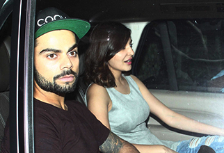 An Australian commentator referred Anushka as Virat's wife