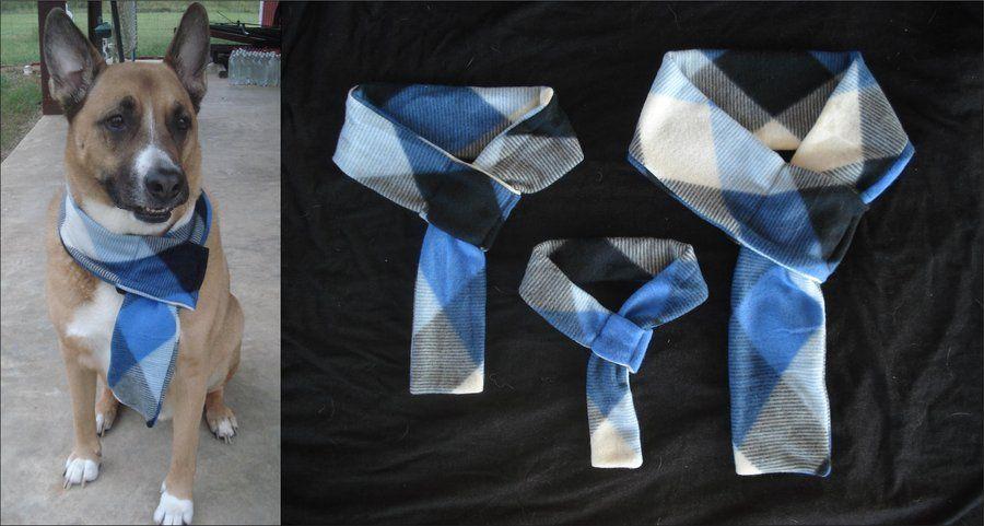 Dog Bandana Pattern | Dog Scarf Patterns