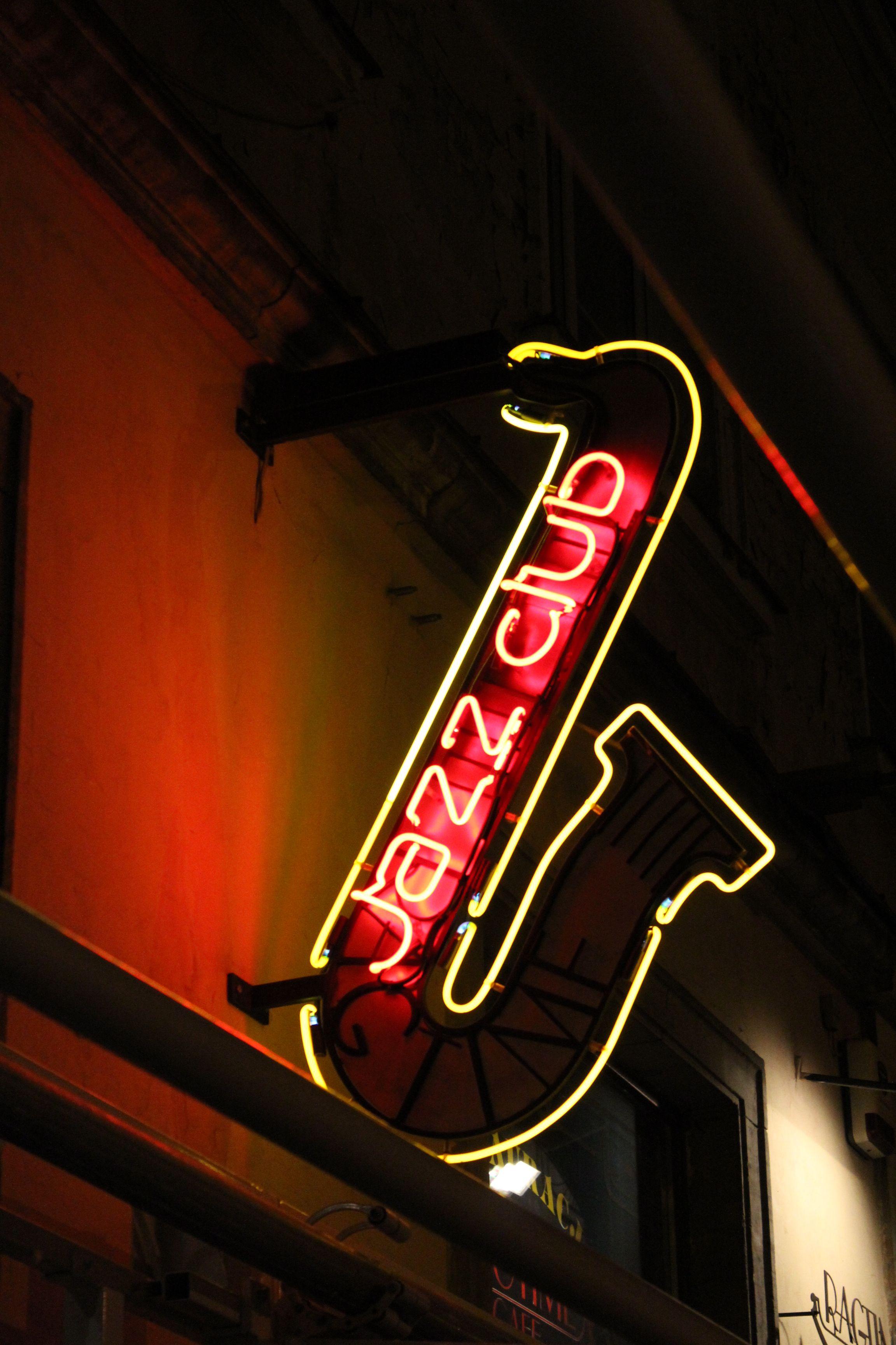 "Jazz Club ""Ragtime"" na Placu Solnym/Jazz Club ""Ragtime"" at the Solny Square"