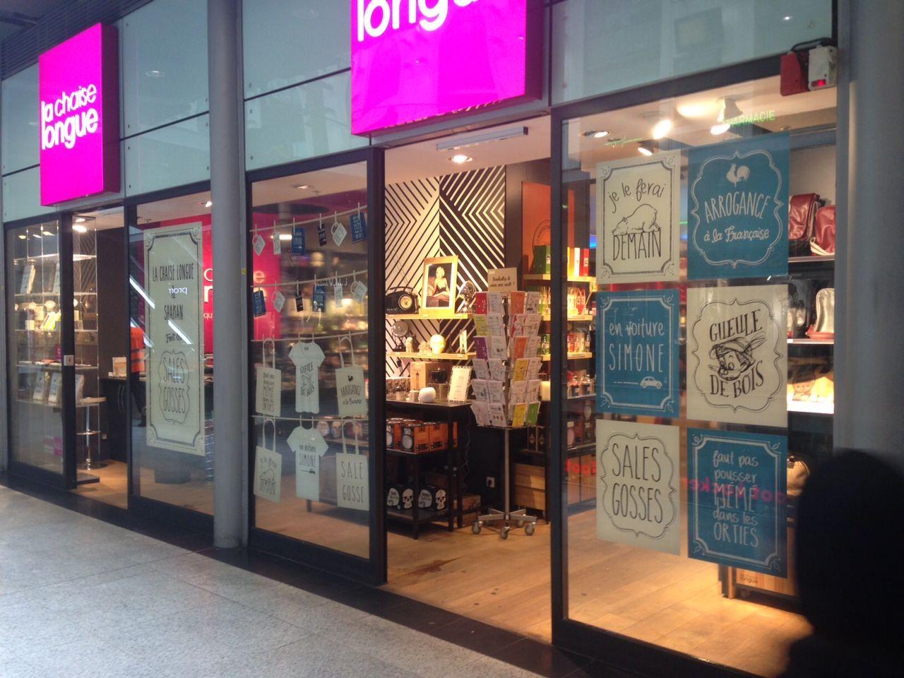 Boutique La Chaise Longue Saint Lazare