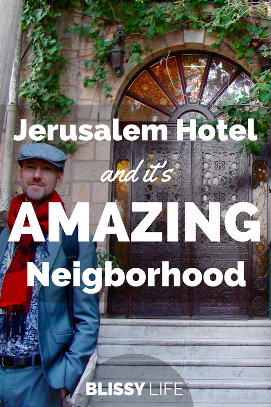 The neighborhood around Damascus Gate is full of life and history.  During our stay, we experienced the incredible hospitality and fantastic food!