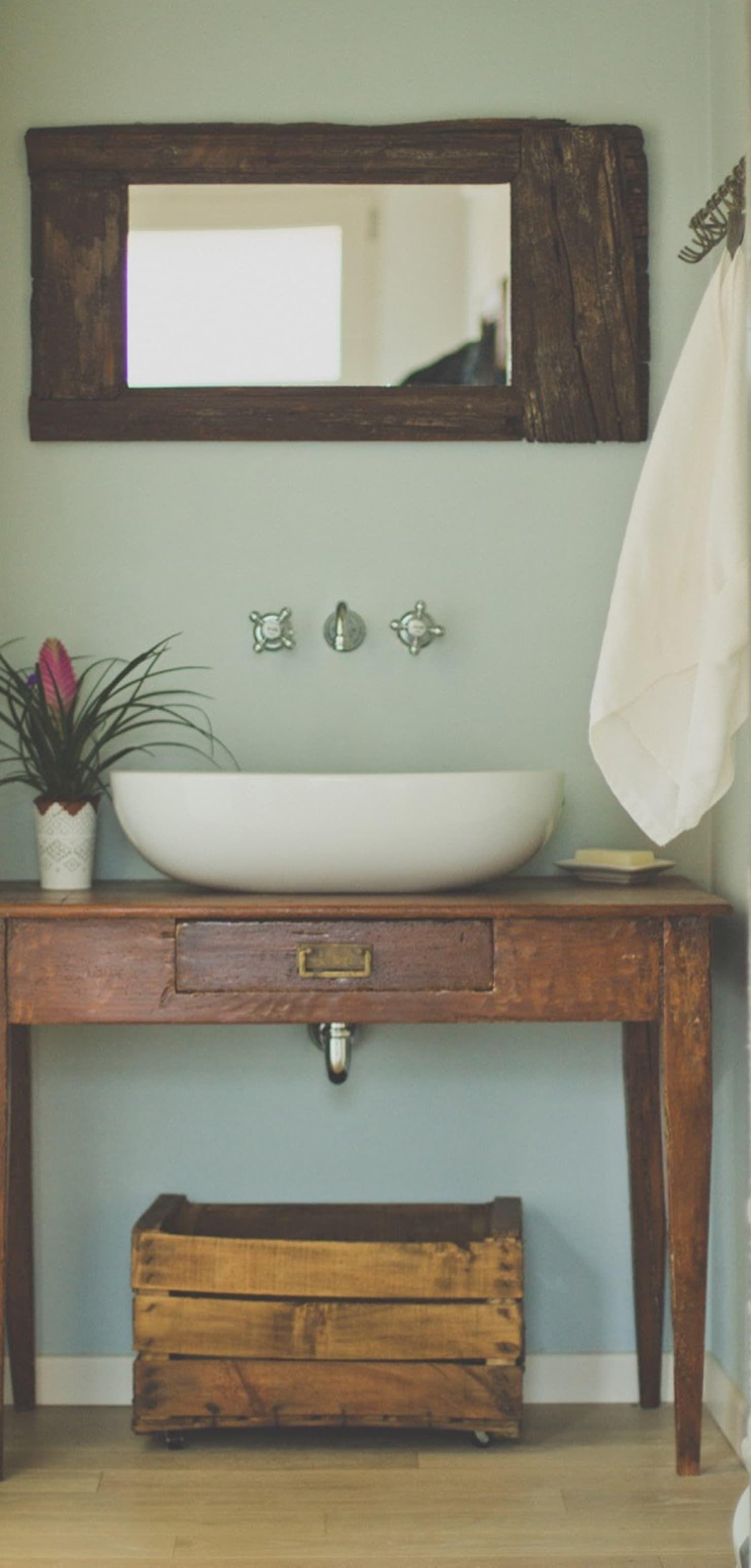 Photo of Casa unifamiliare in campagna bagno rurale di atelier architettura rurale | homify