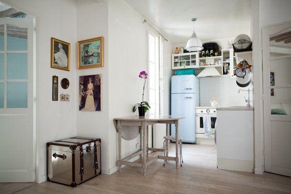 Haleigh's Charming Parisian Kitchen Kitchen Tour | The Kitchn