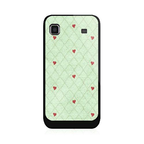 Hearts In Mesh Samsung Galaxy S Case