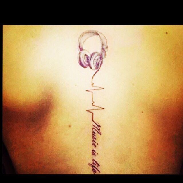 Inspiration #dj #headphones #musicislife | Tats ...