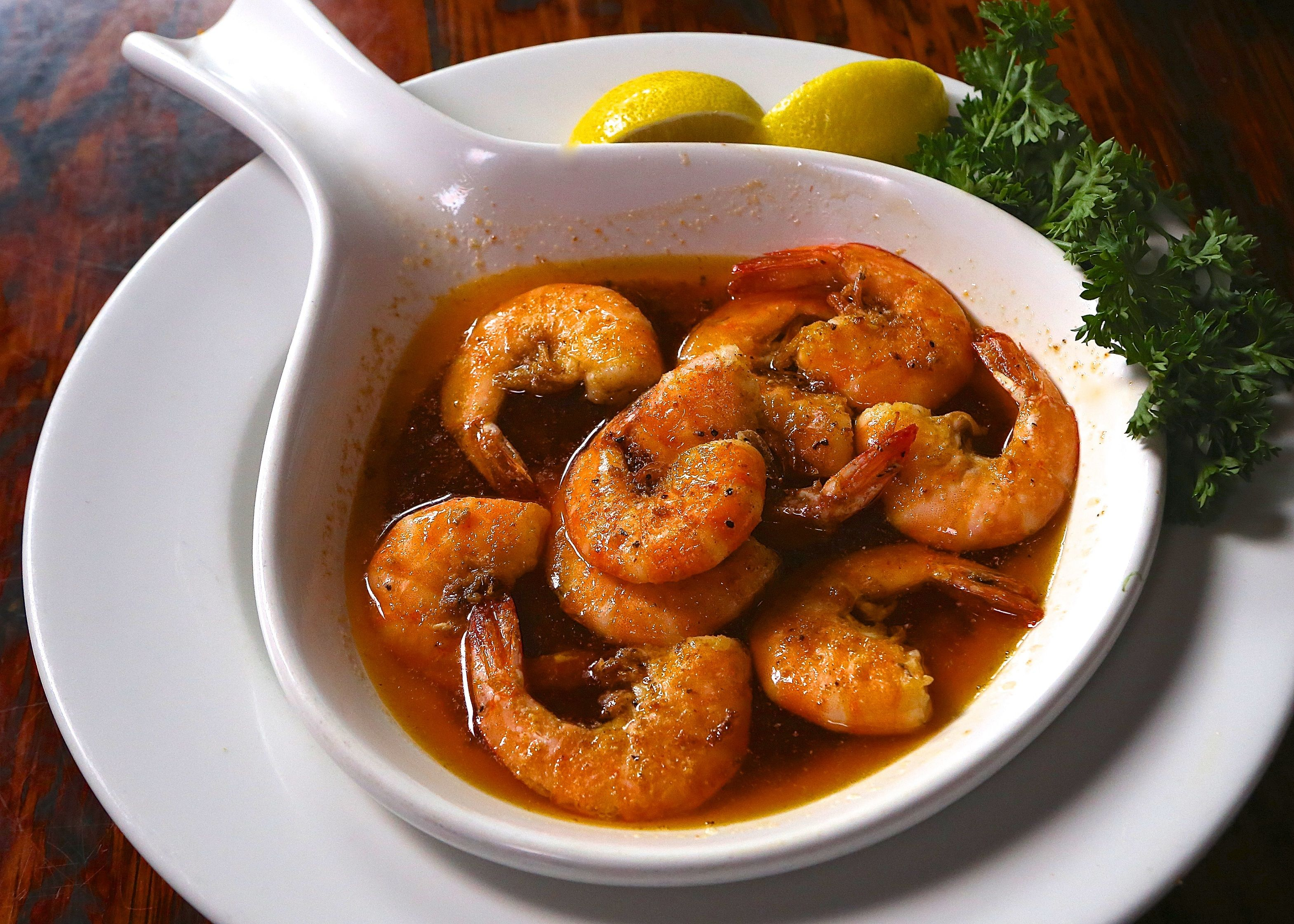 Shrimp at Capt. Anderson\'s in Panama City Beach. | My most favorite ...