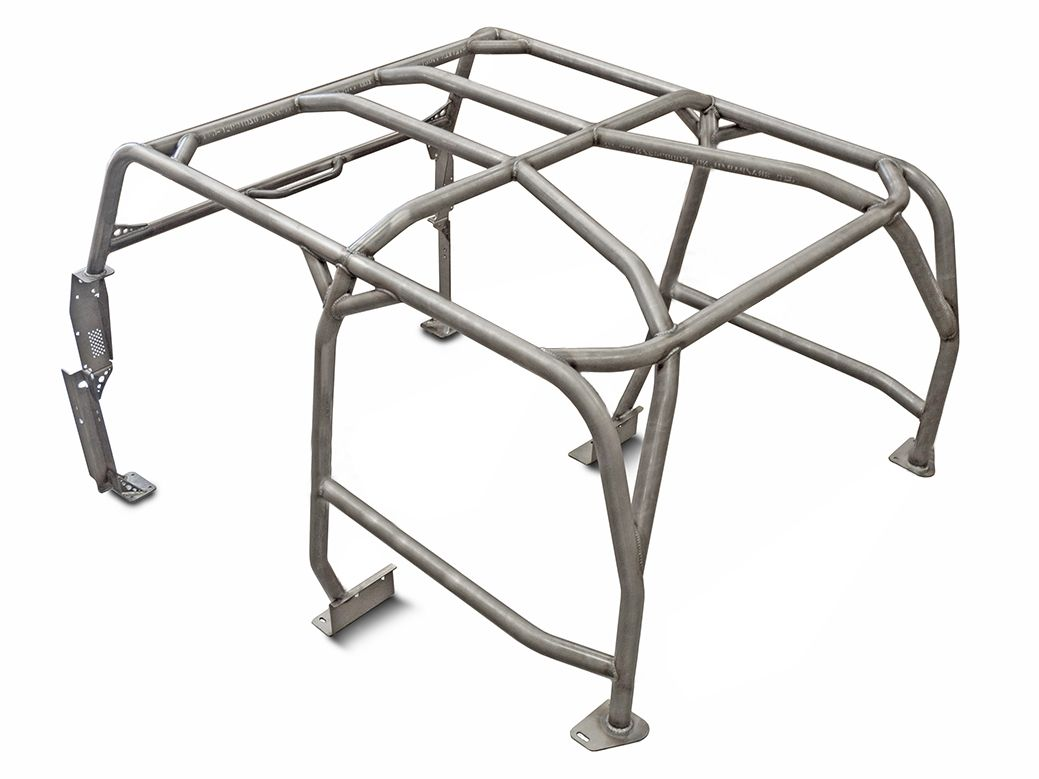 Jeep Cj 7 Laser Notched Full Roll Cage Kit