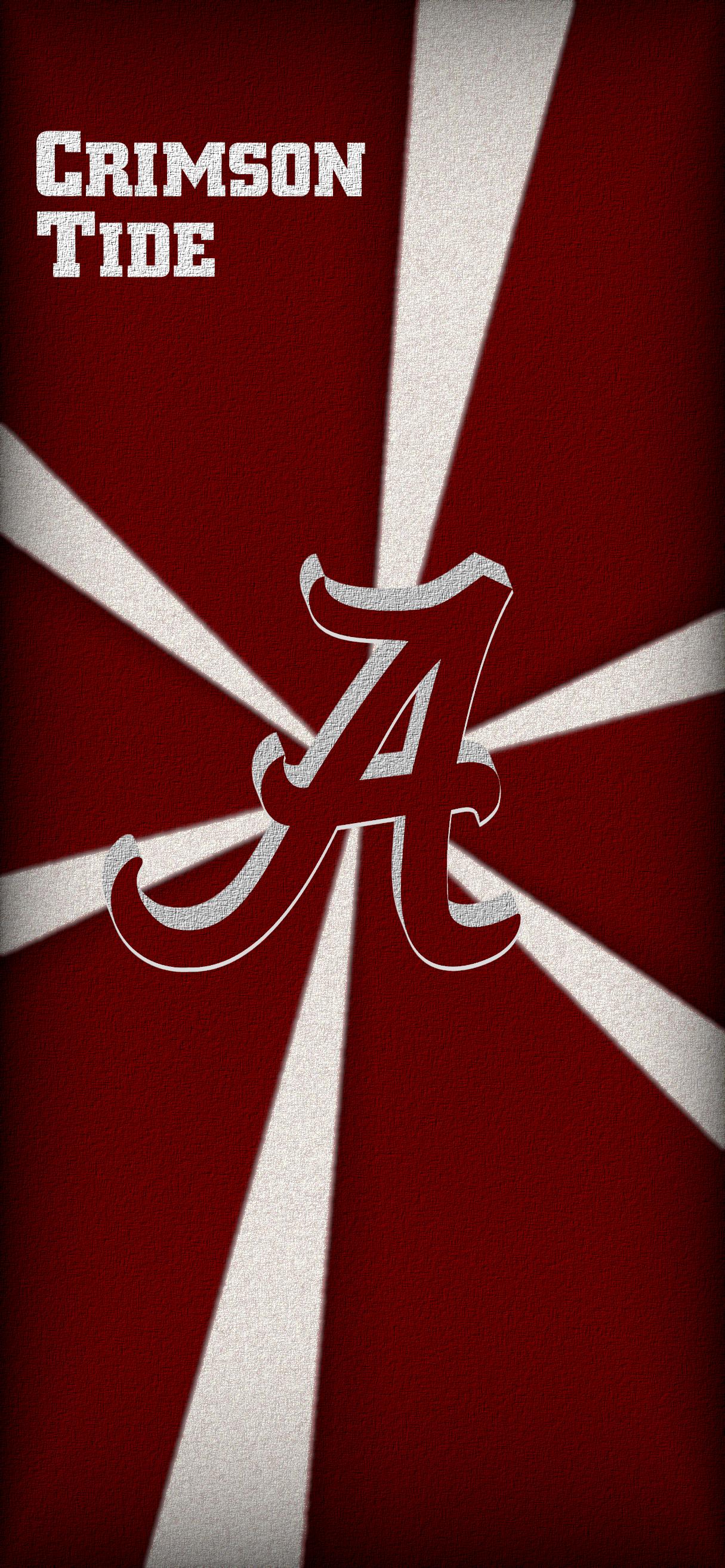Pin on High Resolution Alabama Football Wallpapers HD iPhone