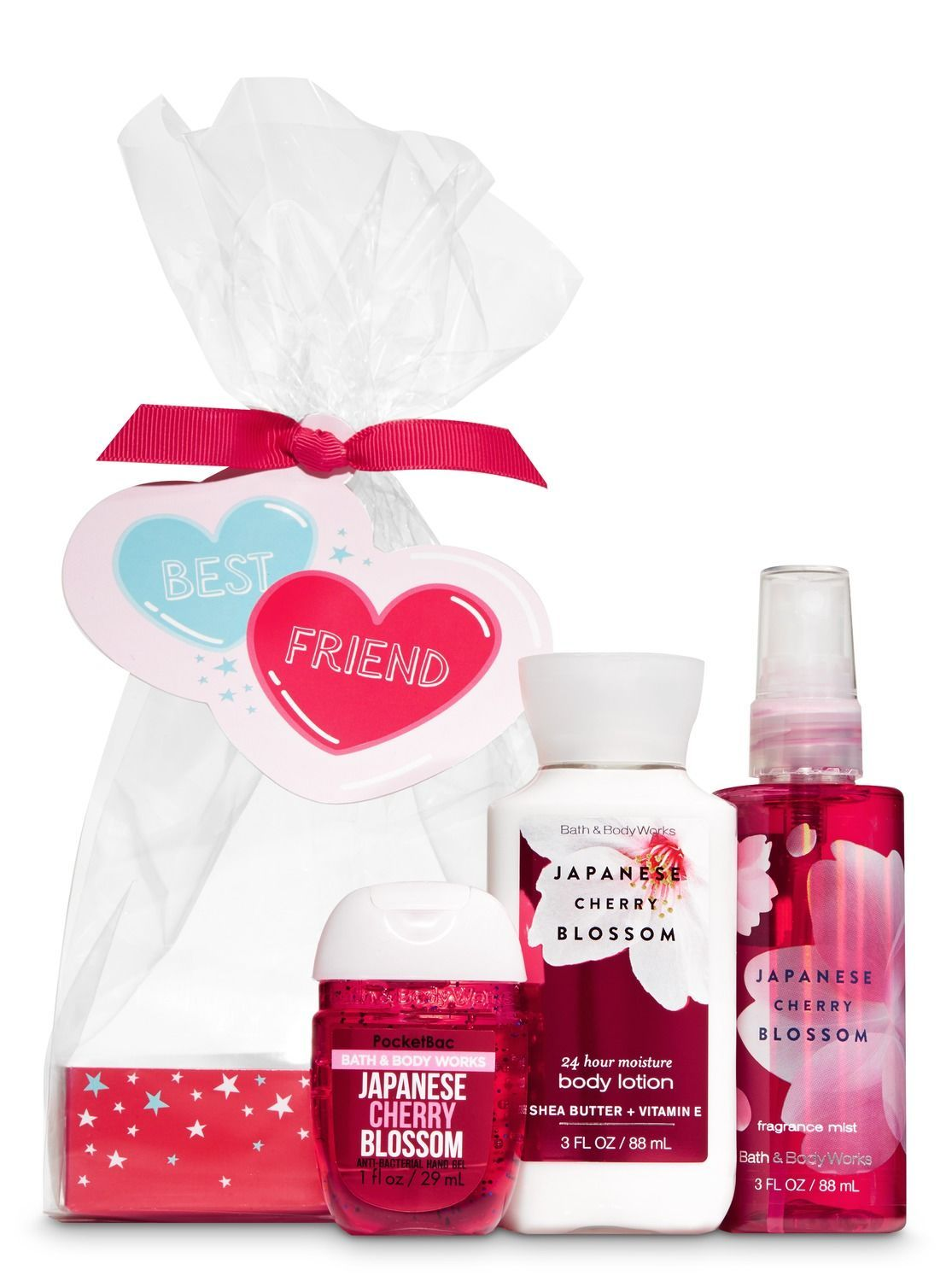 Japanese Cherry Blossom Best Friend Mini Gift Set By Bath Body