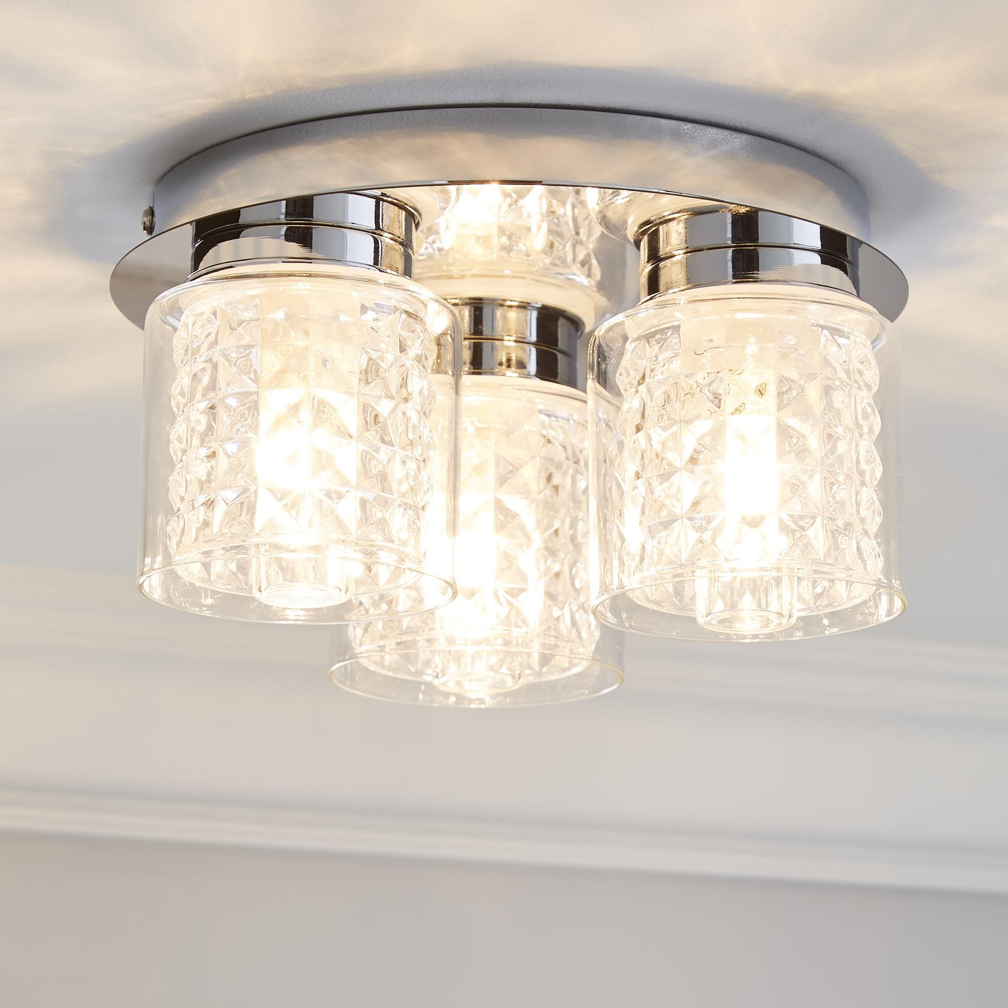 Bathroom Hylton 3 Light Ing