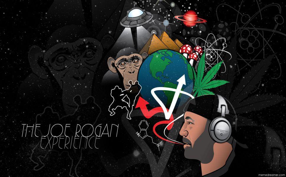 Joe Rogan Experience Hd Wallpaper Joe Rogan Experience Joe Rogan The Joe