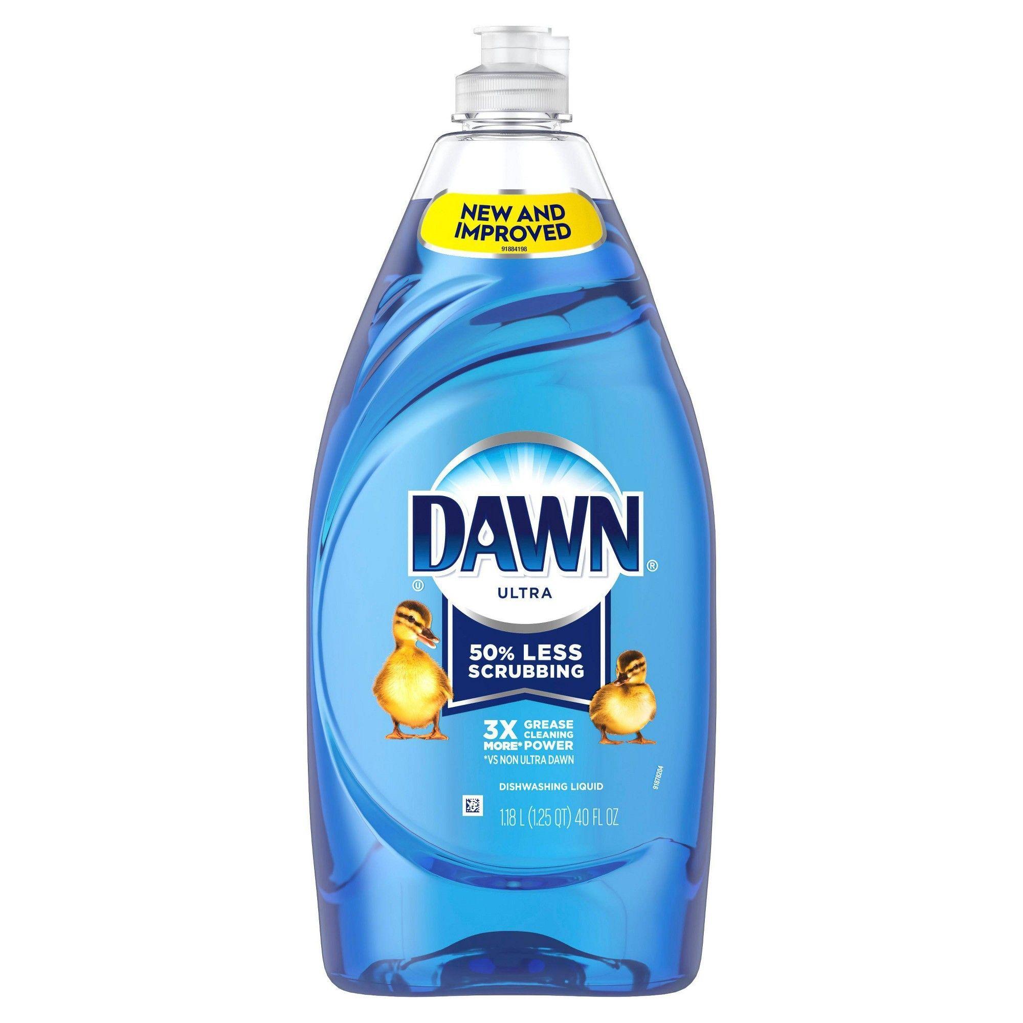 Dawn Ultra Dishwashing Liquid Dish Soap Original Scent 40 Fl Oz Dishwashing Liquid Liquid Dish Soap Dawn Dishwashing Liquid