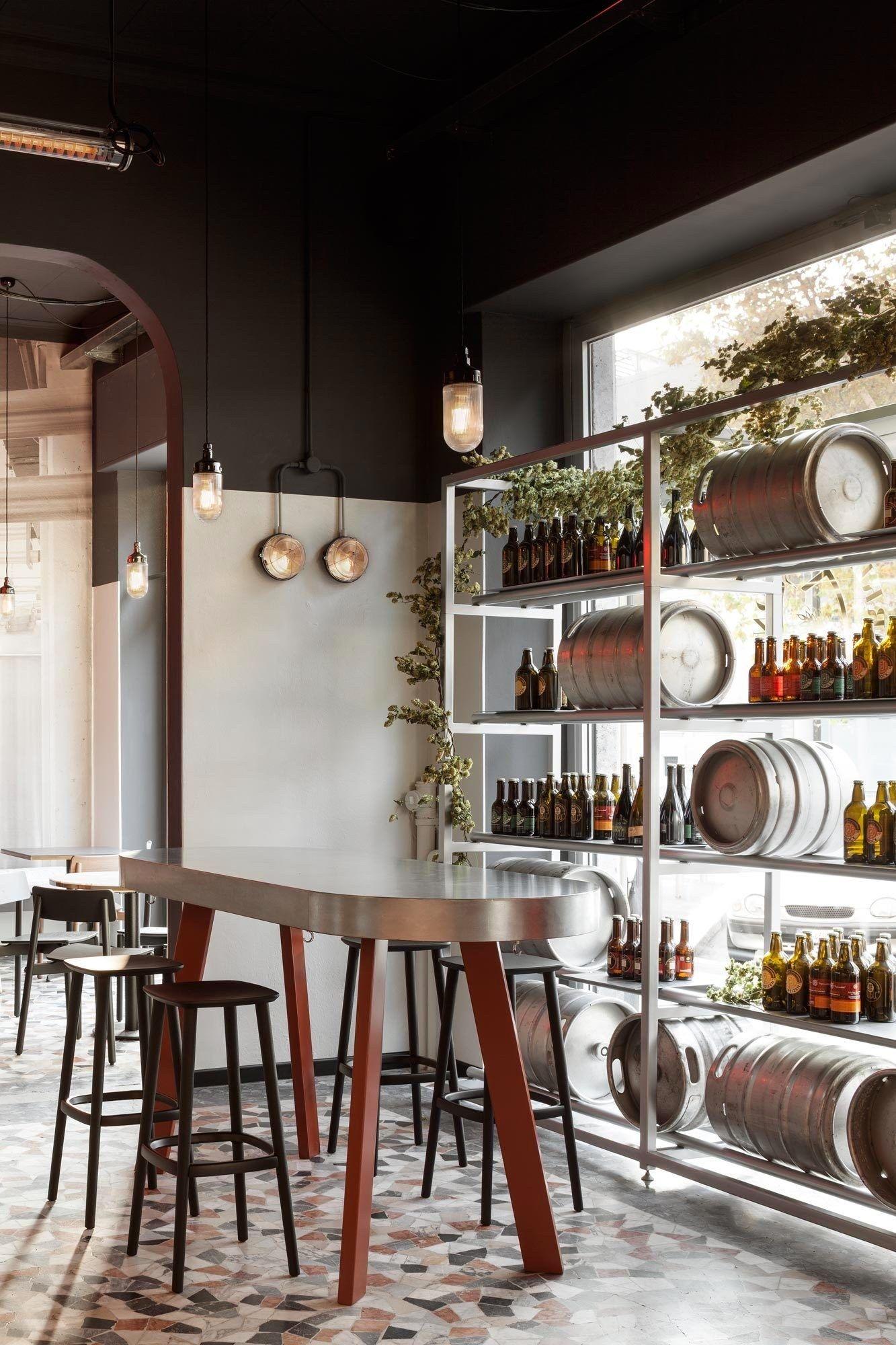 new type of brewery birrificio italiano milan trendland also hospitality rh pinterest