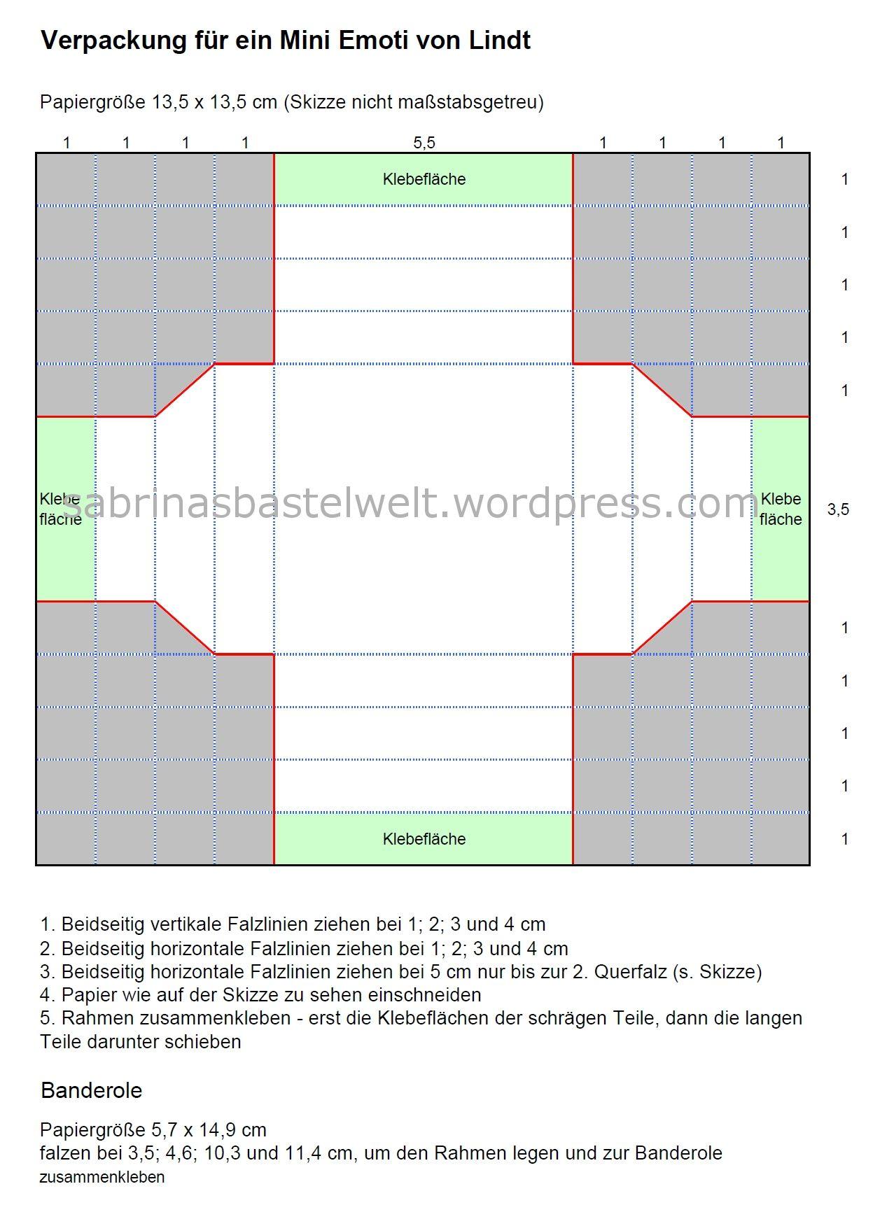 Shadow Box für Mini Emotis | Shadow box, Minis and Box